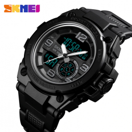 SKMEI 1517 Sport Watch Men Bluetooth Multifunction Digital Watches 5Bar Waterproof