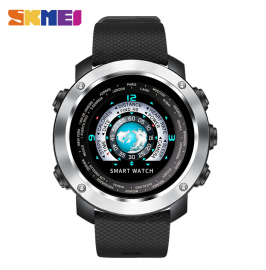 SKMEI W30 Smart Digital Watch HeartRate Calories Bluetooth Waterproof for ios android